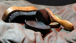 Leather Shoe Protector & Wax Kit