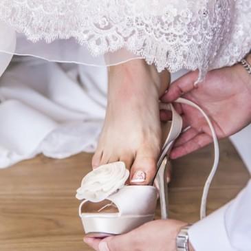 The Best Bride Wedding Shoes