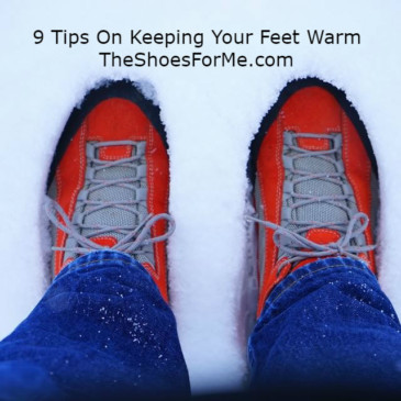 9 Tips On Keeping Your Feet Warm In Winter